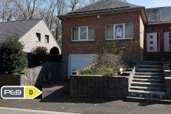 Maison 3 façades dans un beau quartier résidentiel à Morlanwelz