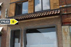 Commerce/bureau avec habitation sur Chapelle-Lez-Herlaimont