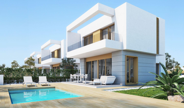 Magnifique villa avec piscine en Espagne