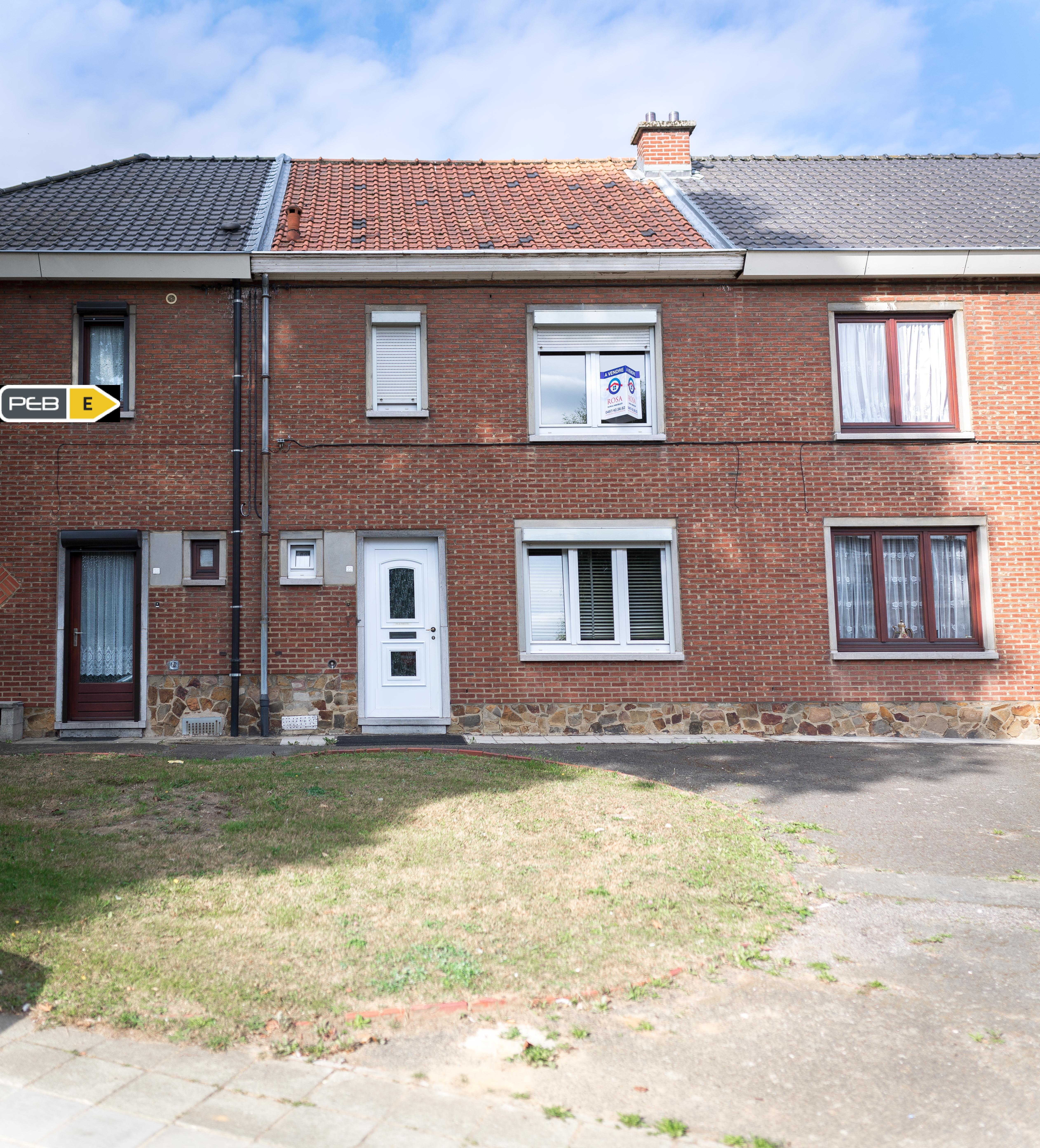 Belle maison 3 chambres avec jardin sur Maurage